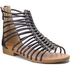 Sandały dziewczęce: Sandały NELLI BLU – CM1709-1 Granatowy