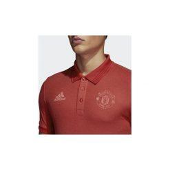Koszulki polo: Koszulki polo z krótkim rękawem adidas  Koszulka polo Manchester United Seasonal