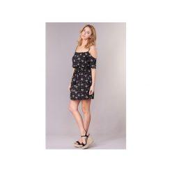 Sukienki krótkie Moony Mood  IFATEM. Sukienki małe czarne marki Moony Mood, l, z krótkim rękawem. Za 119,20 zł.