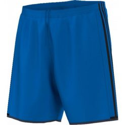 Bermudy męskie: Adidas Spodenki męskie Condivo 16 niebiesko-czarne r. L (AI6389)