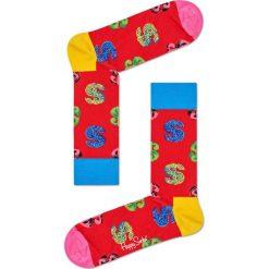 Happy Socks - Skarpety Andy Warhol Dollar. Szare skarpetki męskie Happy Socks. Za 49,90 zł.