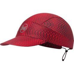 Czapki męskie: Buff Czapka Pack Run Cap R-Jam Red czerwona (BH113705.425.10.00)
