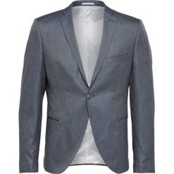 Marynarki męskie: Selected Homme SLIM FIT  Marynarka garniturowa medium grey melange