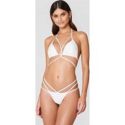 FAYT Dół od bikini Isaiah - White. Białe bikini FAYT. Za 84,95 zł.