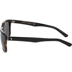 Polo Ralph Lauren Okulary przeciwsłoneczne black. Czarne okulary przeciwsłoneczne męskie aviatory Polo Ralph Lauren. Za 689,00 zł.