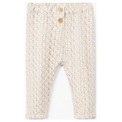 Rurki dziewczęce: Mango Kids - Spodnie dziecięce 80-104 cm