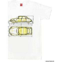 Koszulka CITROEN DS YELLOW tshirt. Czarne t-shirty męskie marki Pakamera, m, z kapturem. Za 77,00 zł.