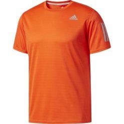 Adidas Koszulka RS SS Tee Energy pomarańczowa r. XL. Białe t-shirty męskie marki Adidas, m. Za 102,59 zł.