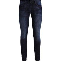 Mavi SERENA Jeans Skinny Fit rinse stretch. Czarne boyfriendy damskie Mavi. W wyprzedaży za 160,30 zł.