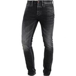 Denham BOLT Jeans Skinny Fit black. Niebieskie jeansy męskie relaxed fit marki Criminal Damage. Za 759,00 zł.