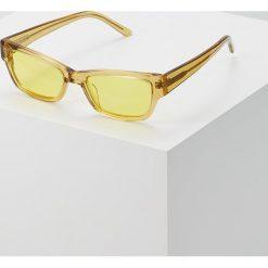 Okulary przeciwsłoneczne męskie: Han Kjobenhavn MOON TRANSPARENT Okulary przeciwsłoneczne yellow