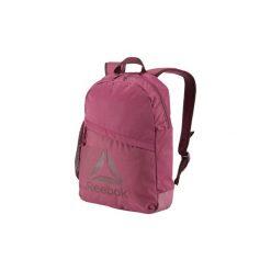 Plecaki Reebok Sport  Pojemny plecak ułatwiający mobilność. Czerwone plecaki męskie Reebok Sport, sportowe. Za 119,00 zł.