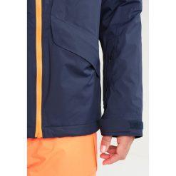 Oakley VERTIGO  Kurtka snowboardowa fathom. Niebieskie kurtki narciarskie męskie Oakley, m, z materiału. W wyprzedaży za 983,20 zł.