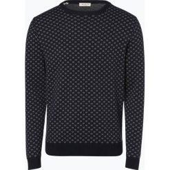 Selected - Sweter męski – Slhnewsnow, niebieski. Szare swetry klasyczne męskie marki Selected, l, z materiału. Za 229,95 zł.
