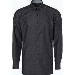 Finshley & Harding - Koszula męska łatwa w prasowaniu, szary. Szare koszule męskie non-iron marki Finshley & Harding, m, z bawełny, z klasycznym kołnierzykiem. Za 129,95 zł.