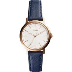 Zegarek FOSSIL - Neely ES4338  Blue/Rose Gold. Różowe zegarki damskie marki Fossil, szklane. Za 479,00 zł.