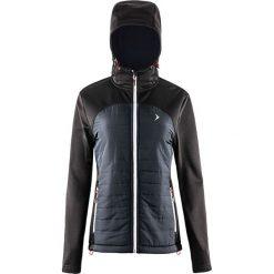 Odzież damska: Kurtka softshellowa w kolorze czarnym