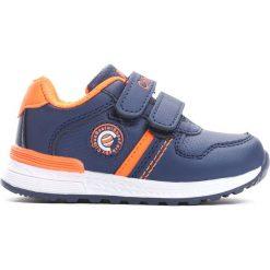 Pomarańczowe Buty Sportowe Your Win. Brązowe buciki niemowlęce marki Born2be, z okrągłym noskiem, na obcasie, na rzepy. Za 69,99 zł.
