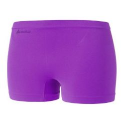 Bokserki damskie: Odlo Bokserki Panty Evolution Cool Trend fioletowe r. L