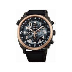 Zegarki męskie: Zegarek męski Orient Chronograph FTT17003B0