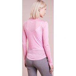 Bluzki asymetryczne: CLOSED Bluzka z długim rękawem flamingo pink