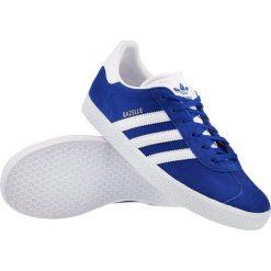Buciki niemowlęce: Adidas Buty dziecięce Gazelle niebieskie 38 (CQ2875)