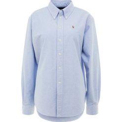 Polo Ralph Lauren CLASSIC OXFORD Koszula blue. Niebieskie koszulki polo damskie Polo Ralph Lauren, xs, z bawełny, polo. Za 549,00 zł.