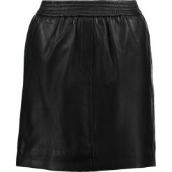 Minispódniczki: Second Female ADINA SKIRT Spódnica trapezowa black