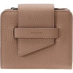 AllSaints RAY WALLET Portfel blush pink. Czerwone portfele damskie marki AllSaints. Za 409,00 zł.