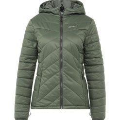 Icepeak VIVICA Kurtka Outdoor khaki. Brązowe kurtki damskie softshell Icepeak, z materiału, outdoorowe. Za 419,00 zł.