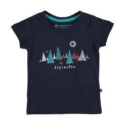 """T-shirty chłopięce: Koszulka """"Dayo"""" w kolorze granatowym"""