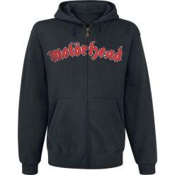 Motörhead Huck Motörizer Bluza z kapturem rozpinana czarny. Czarne bejsbolówki męskie Motörhead, m, z kapturem. Za 184,90 zł.