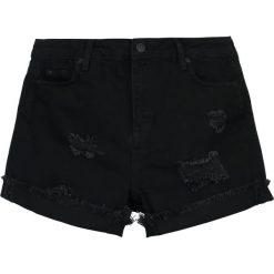Bermudy damskie: Brooklyn's Own by Rocawear Szorty jeansowe black denim