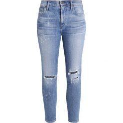 Citizens of Humanity ROCKET Jeans Skinny Fit blue denim. Niebieskie rurki damskie Citizens of Humanity. W wyprzedaży za 870,35 zł.