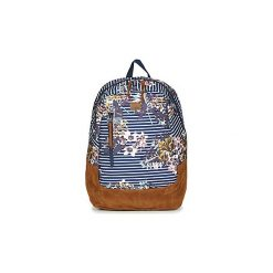Plecaki Roxy  FREE YOUR WILD. Niebieskie plecaki damskie Roxy. Za 219,00 zł.