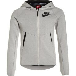 Bluzy chłopięce: Nike Performance HOODIE Bluza rozpinana light bone/heather/black