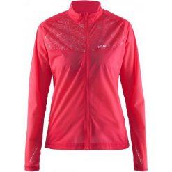 Craft Kurtka Focus 2.0 Race Pink Xs. Różowe kurtki damskie do fitnessu marki Craft, xs, z materiału. W wyprzedaży za 299,00 zł.