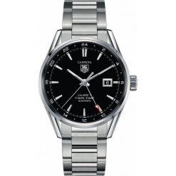 ZEGAREK TAG HEUER CARRERA WAR2010.BA0723. Czarne zegarki męskie marki KALENJI, ze stali. Za 11820,00 zł.