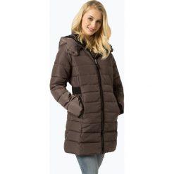 Esprit Casual - Damski płaszcz pikowany, beżowy. Brązowe płaszcze damskie pastelowe Esprit Casual, casualowe. Za 649,95 zł.
