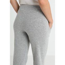 Stefanel PANTALONE Spodnie treningowe grey melange. Szare bryczesy damskie Stefanel, xs, z bawełny. Za 499,00 zł.