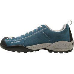 Scarpa MOJITO Obuwie hikingowe lakeblue. Niebieskie buty sportowe męskie Scarpa, z gumy, outdoorowe. Za 549,00 zł.