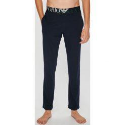 Emporio Armani - Spodnie piżamowe. Szare piżamy męskie Emporio Armani, m. W wyprzedaży za 219,90 zł.