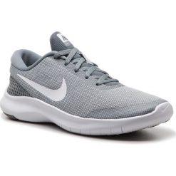 Buty NIKE - Flex Experience Rn 7 908996 010 Wolf Grey/White/Cool Grey. Szare buty do biegania męskie Nike, z materiału, nike flex. W wyprzedaży za 219,00 zł.