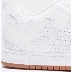 Tenisówki męskie: DC Shoes COURT GRAFFIK Buty skejtowe white