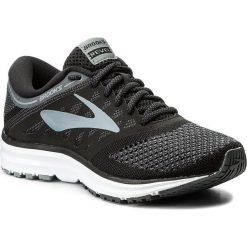 Buty BROOKS - Revel 120249 1B 002 Black/ANthracite/Primer Grey. Czarne buty do biegania damskie Brooks, z materiału. W wyprzedaży za 349,00 zł.