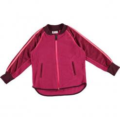 """Kurtka """"Sabrine 704"""" w kolorze różowym. Czerwone kurtki dziewczęce marki bonprix, z kapturem. W wyprzedaży za 105,95 zł."""