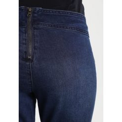 Cream BELUS KATY FIT Jeansy Slim Fit dark blue denim. Szare boyfriendy damskie Cream. W wyprzedaży za 189,50 zł.