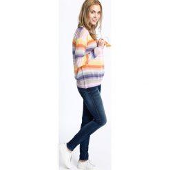 Diesel - Jeansy Skinzee. Niebieskie jeansy damskie rurki Diesel. W wyprzedaży za 339,90 zł.