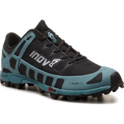 Buty INOV-8 - X-Talon 230 000711-BKBG-P-01 Black/Blue Grey. Czarne buty do biegania damskie Inov-8, z materiału. W wyprzedaży za 399,00 zł.
