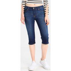 Odzież damska: Mustang JASMIN CAPRI Szorty jeansowe dark